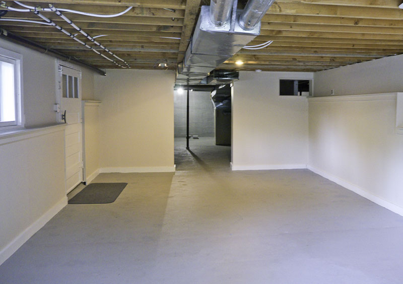 basement waterproofing MI