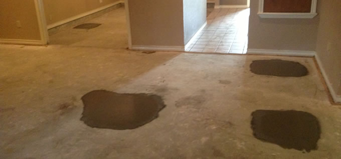 interior foundation repair mi