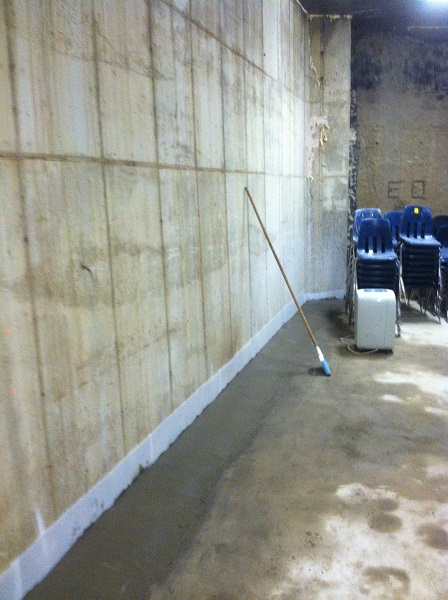 basement waterproofing southeast michigan