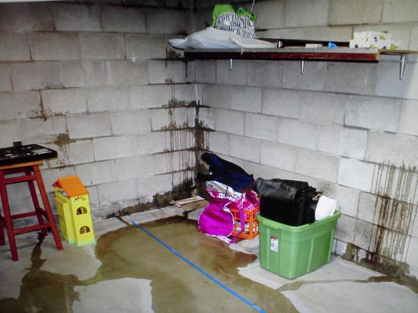 trenton waterproofing issues