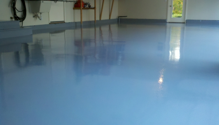 Michigan basement surface coating
