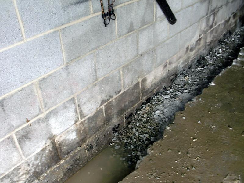 basement waterproofing in burton