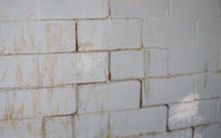 wall cracks in michigan