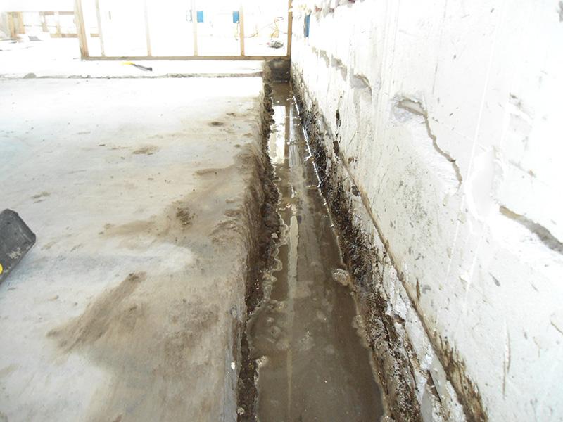 basement waterproofing mi