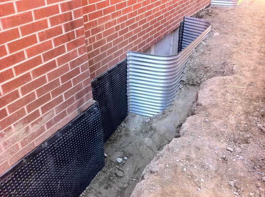 exterior waterproofing detroit