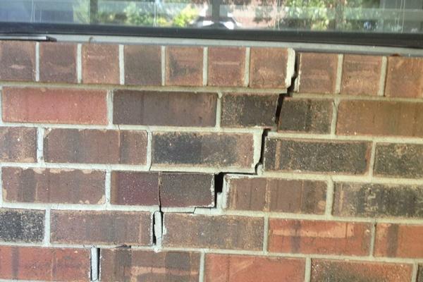 foundation crack repair mi