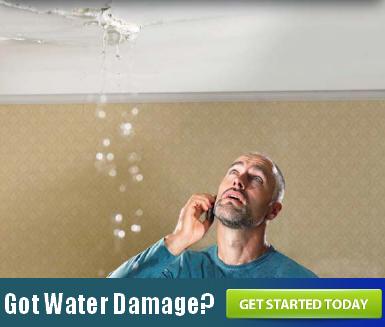 water damage in Michigan