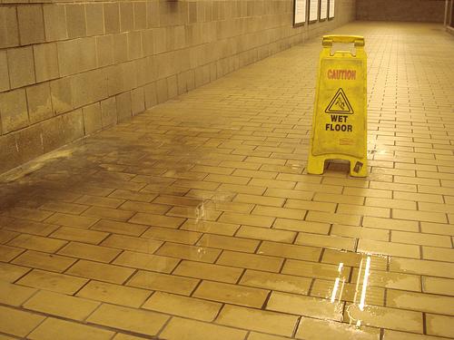 wet-floor trenton mi