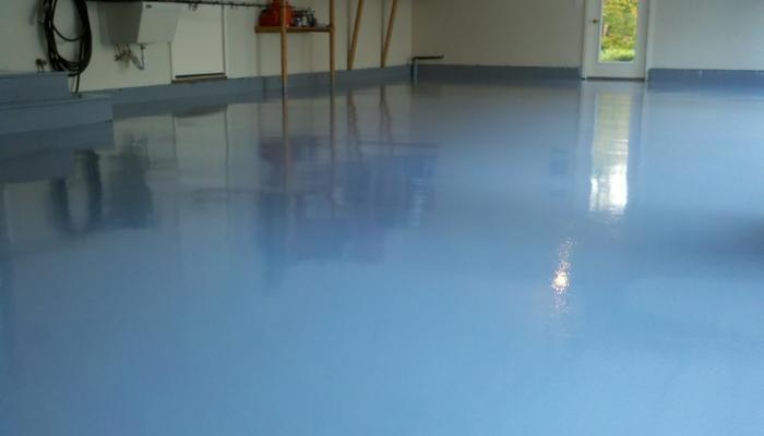 Michigan basement surface coating